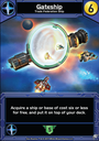 Star Realms: Frontiers Gateship card