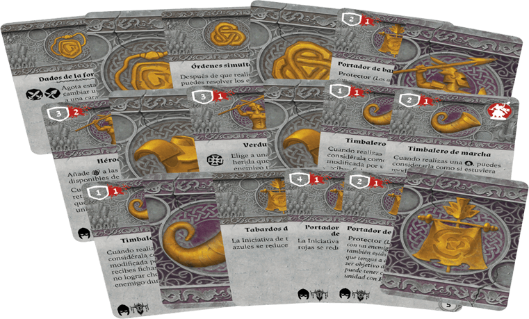 Runewars+Miniatures+Game%3A+Waiqar+Infantry+Command+-+Unit+Upgrade+Expansion+%5Btrans.cards%5D