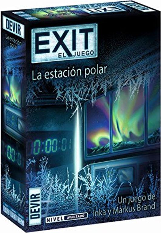 Exit%3A+El+Juego+-+La+estaci%C3%B3n+polar
