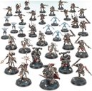Warhammer Quest: Blackstone Fortress miniatures