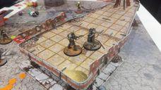 Fallout: Wasteland Warfare gameplay