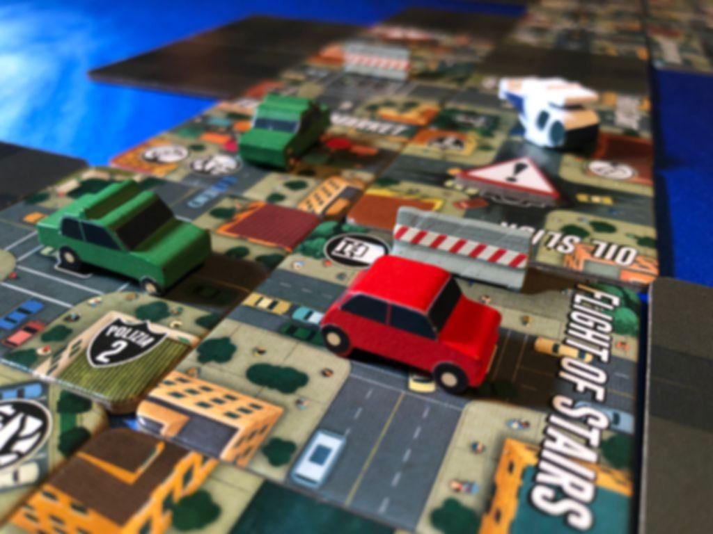Getaway Driver gameplay