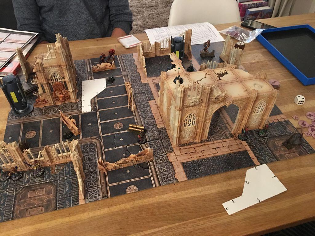 Warhammer 40,000: Kill Team gameplay