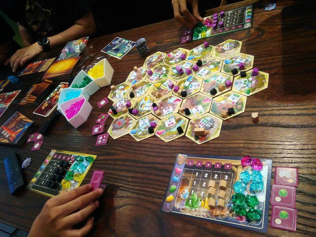 Century: Golem Edition - Eastern Mountains gameplay