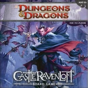 Castle+Ravenloft%3A+A+Dungeons+and+Dragons+Boardgame