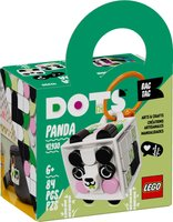 LEGO® DOTS Bag Tag Panda