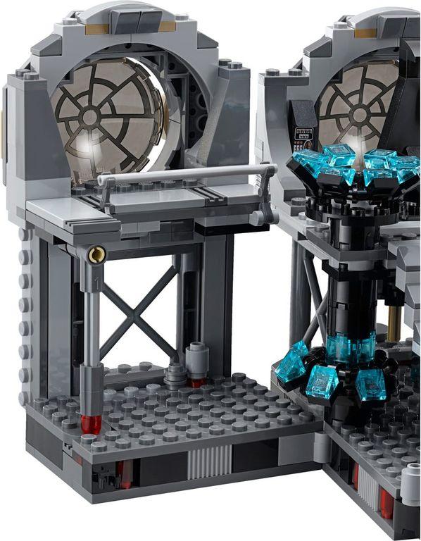 LEGO® Star Wars Death Star Final Duel interior