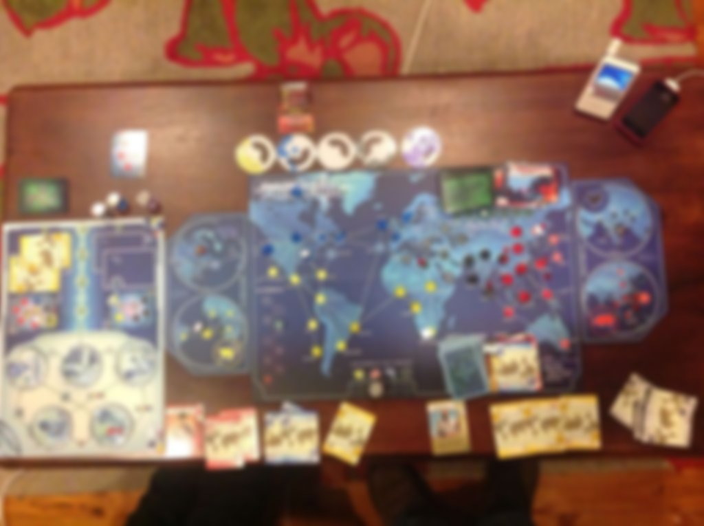 Pandemic: State of Emergency gameplay