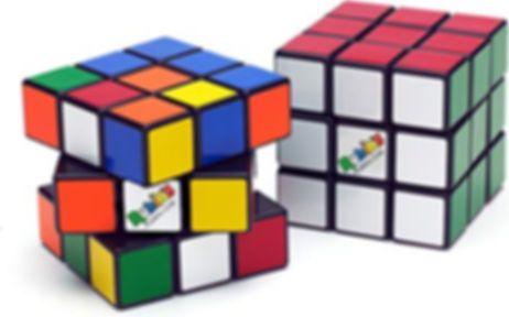 Rubik's Cube 3x3 components