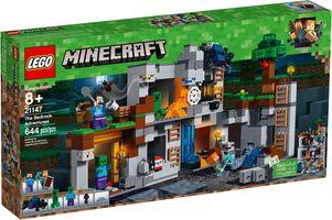 LEGO® Minecraft The Bedrock Adventures