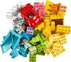 Deluxe Brick Box components