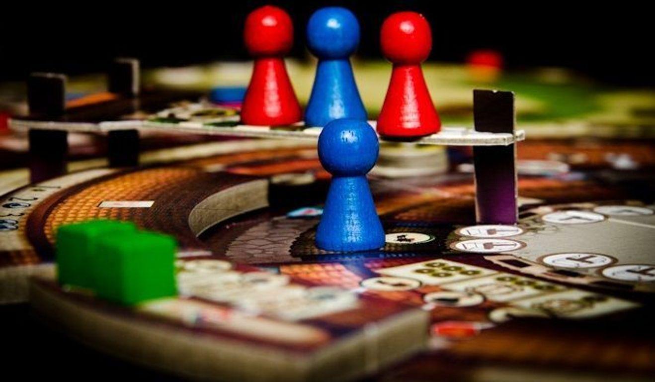 Round House gameplay