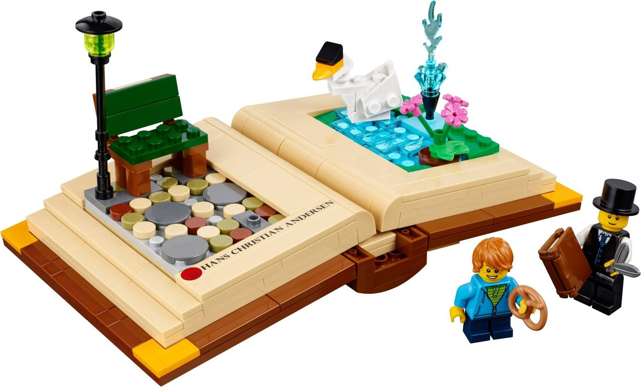 LEGO® Promotions Creative Personalities components