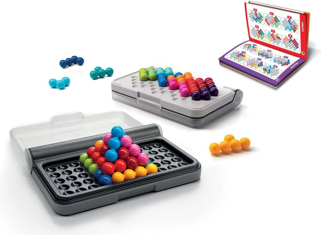 IQ Puzzler Pro components