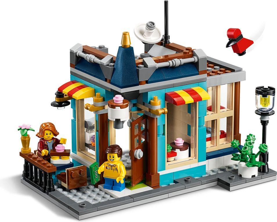 LEGO® Creator Townhouse Toy Store alternative