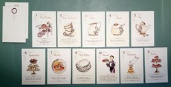 Elevenses for One cards