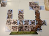 Castles of Caladale gameplay