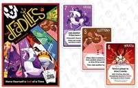 The Deadlies cards