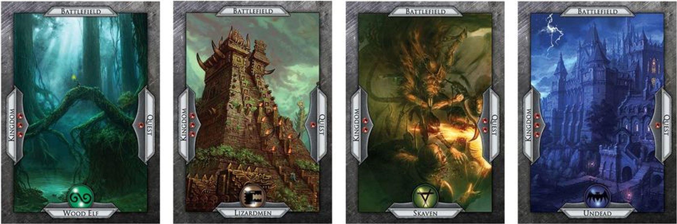 Warhammer: Invasion - Hidden Kingdoms cards
