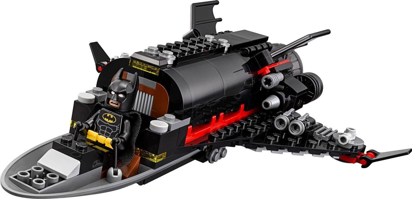 LEGO® Batman Movie The Bat-Space Shuttle interior