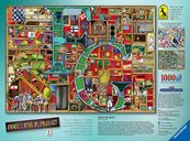 Colin Thompson-Awesome Alphabet F & G back of the box
