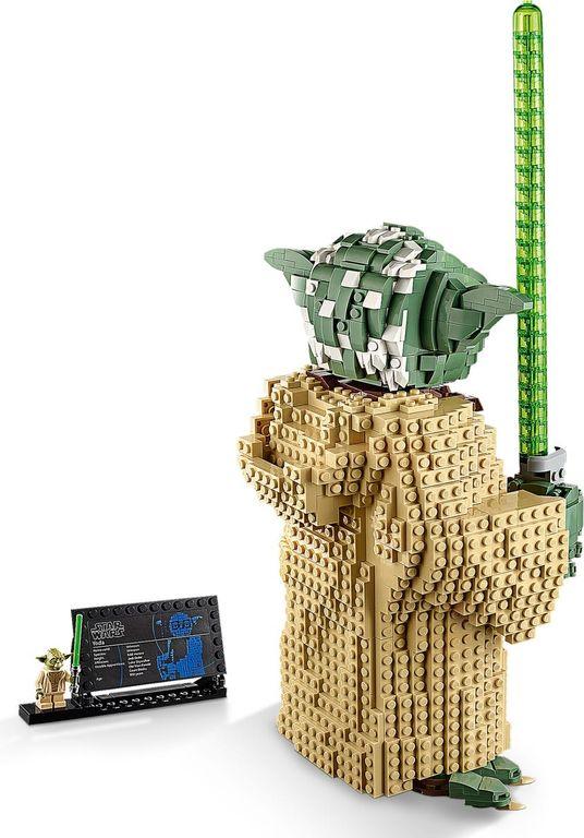 Yoda™ back side