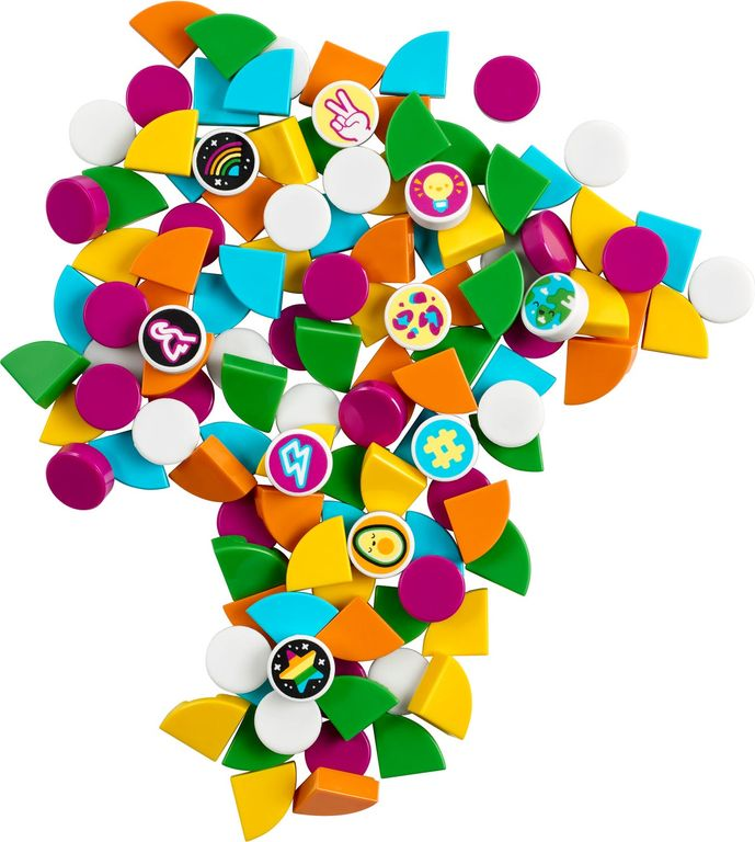 LEGO® DOTS Extra DOTS - Series 5 components