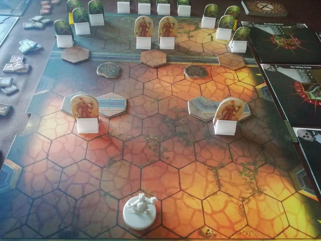 Gloomhaven: Solo Scenarios gameplay