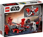 LEGO® Star Wars Elite Praetorian Guard™ Battle Pack back of the box