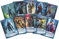 Guardians cards