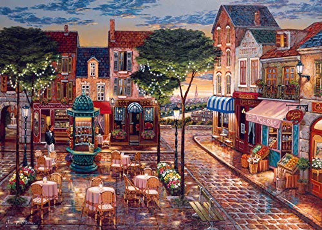 Painted Paris