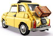 Fiat 500 back side