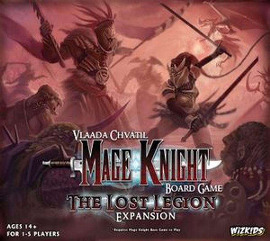 Mage+Knight+Board+Game%3A+The+Lost+Legion
