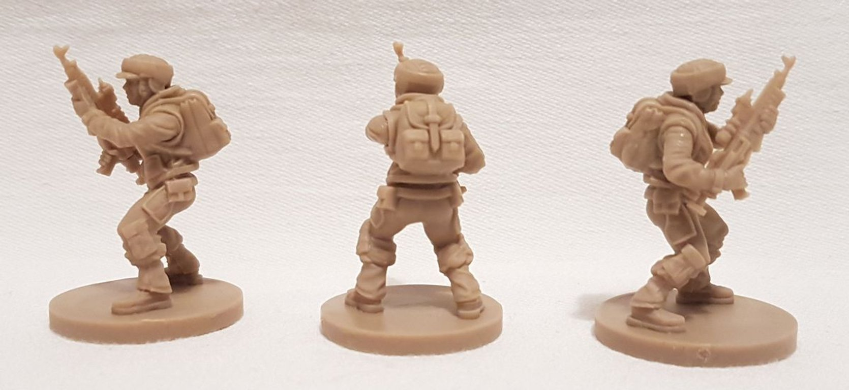 Star Wars: Imperial Assault - Alliance Rangers Ally Pack miniatures