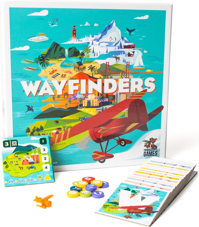 Wayfinders components