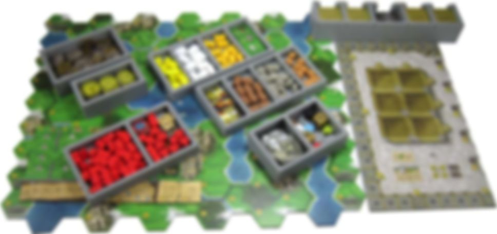 Clans of Caledonia Insert gameplay