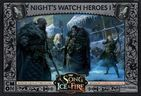 A Song of Ice & Fire: Tabletop Miniatures Game – Night's Watch Heroes I