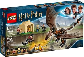 LEGO® Harry Potter Hungarian Horntail Triwizard Challenge