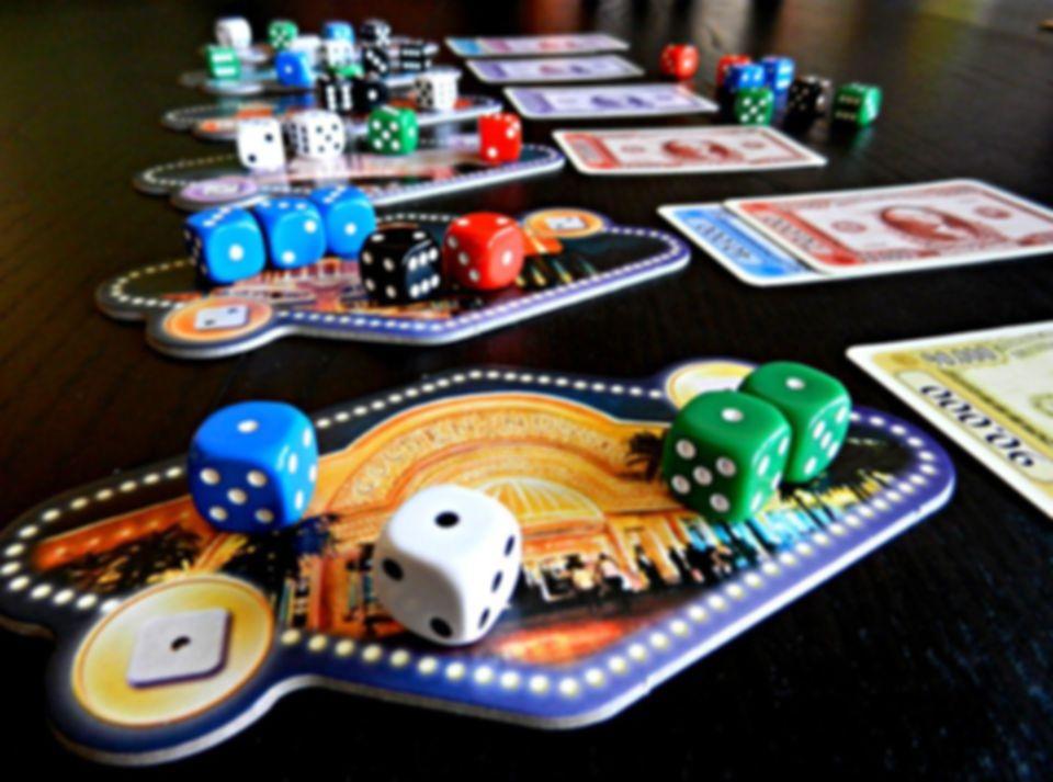 Las Vegas gameplay