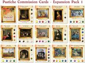 Pastiche: Expansion Pack #1 cards
