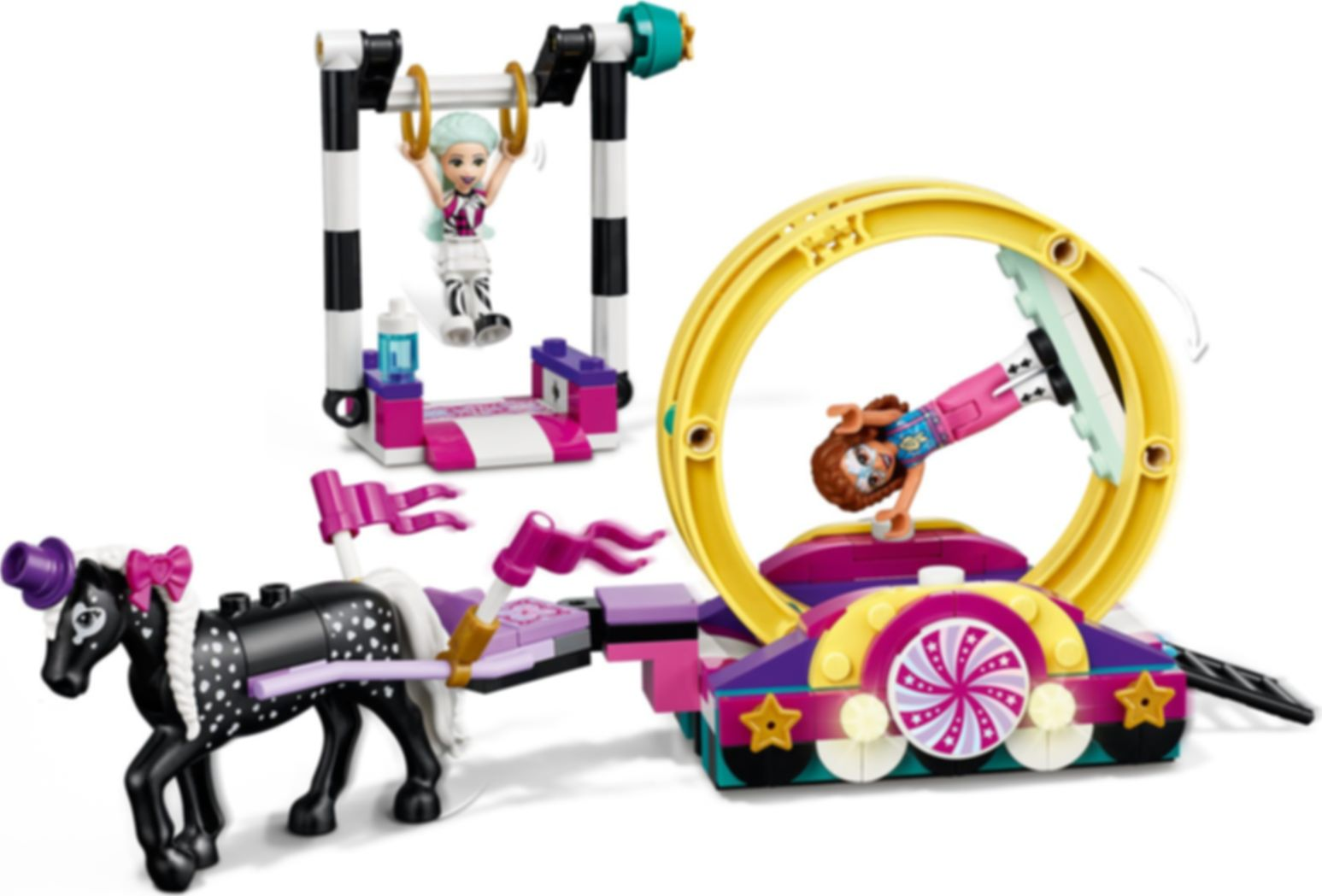 LEGO® Friends Magical Acrobatics gameplay