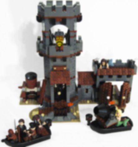 LEGO® Pirates of the Caribbean Whitecap Bay gameplay