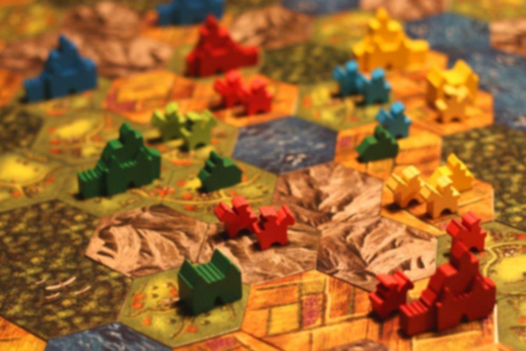 Barony gameplay
