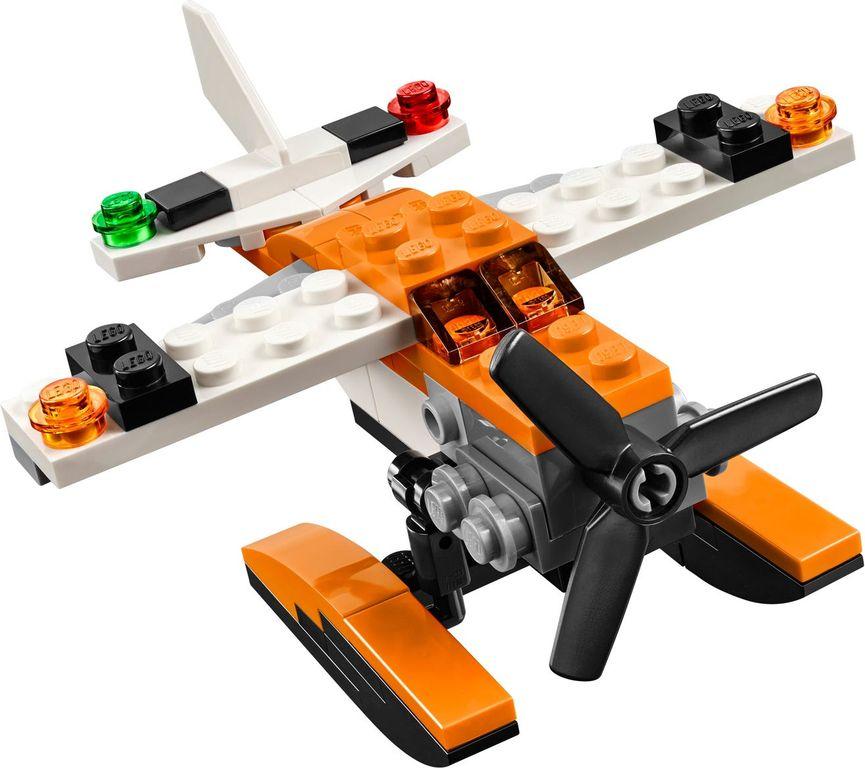 LEGO® Creator Sea Plane components