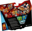 LEGO® Ninjago Spinjitzu Slam - Kai vs. Samurai back of the box
