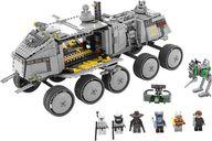 LEGO® Star Wars Clone Turbo Tank components