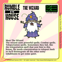Rumble in the House cards