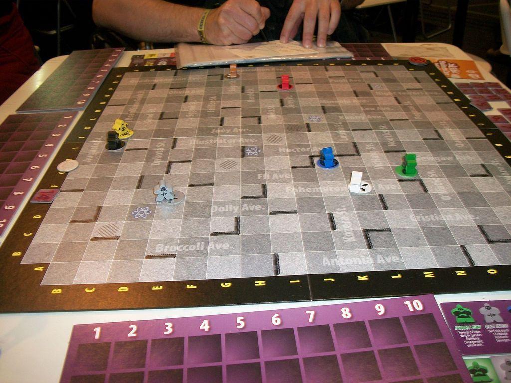 Mutant Meeples gameplay