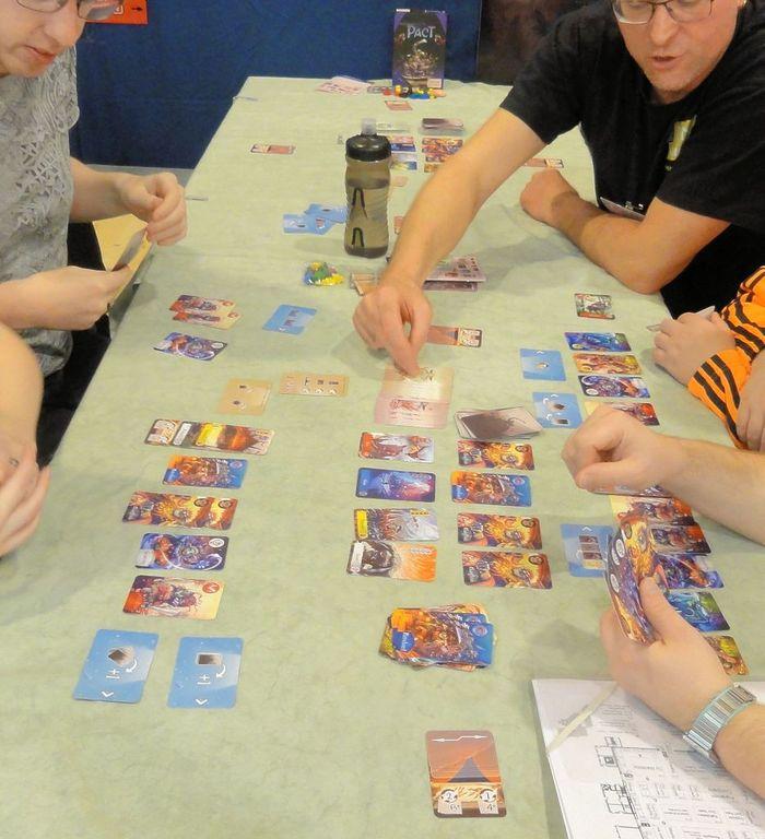 Pact gameplay