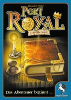 Port Royal: The Adventure Begins...